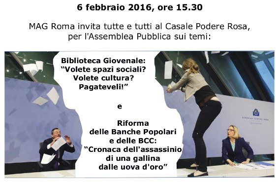promoflyer assemblea mag roma 6 febbraio 2016