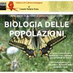 Biologia delle popolazioni dal 12 novembre @CPR