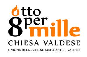 Logo Otto per mille Chiesa Evangelica Valdese