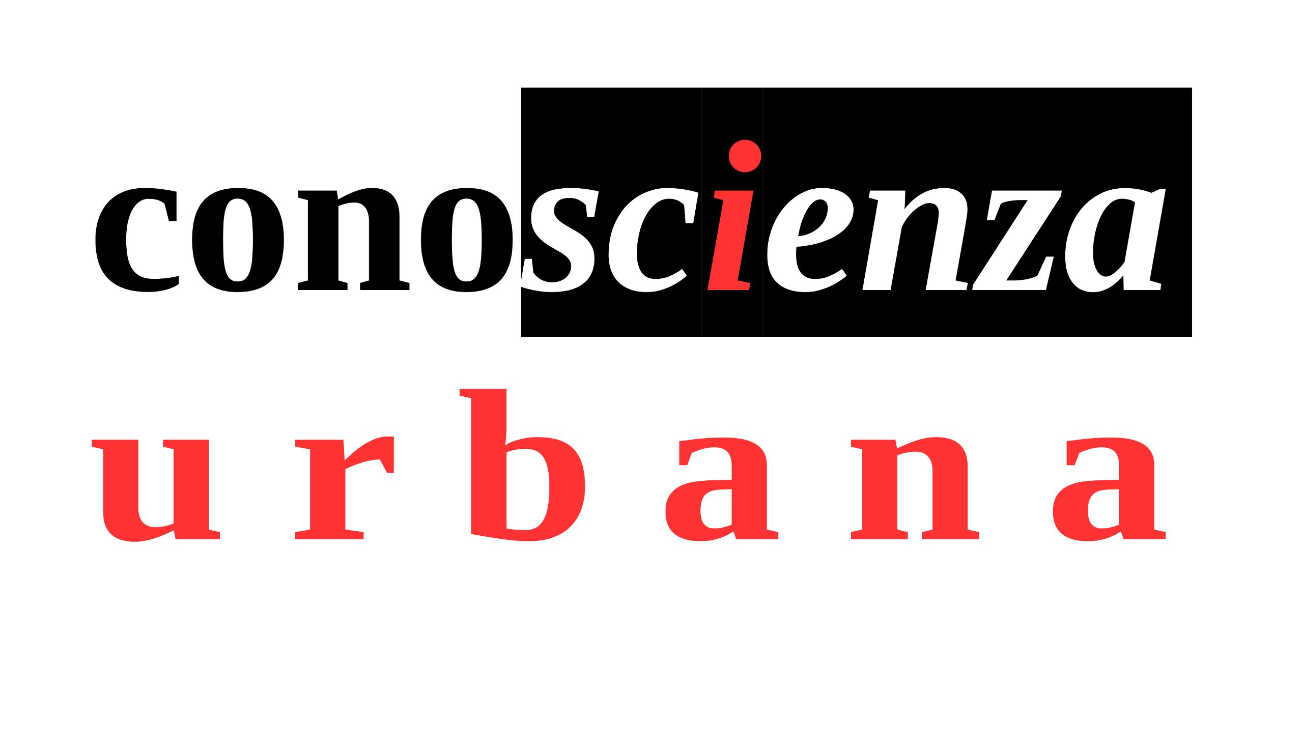 ConoScienza urbana