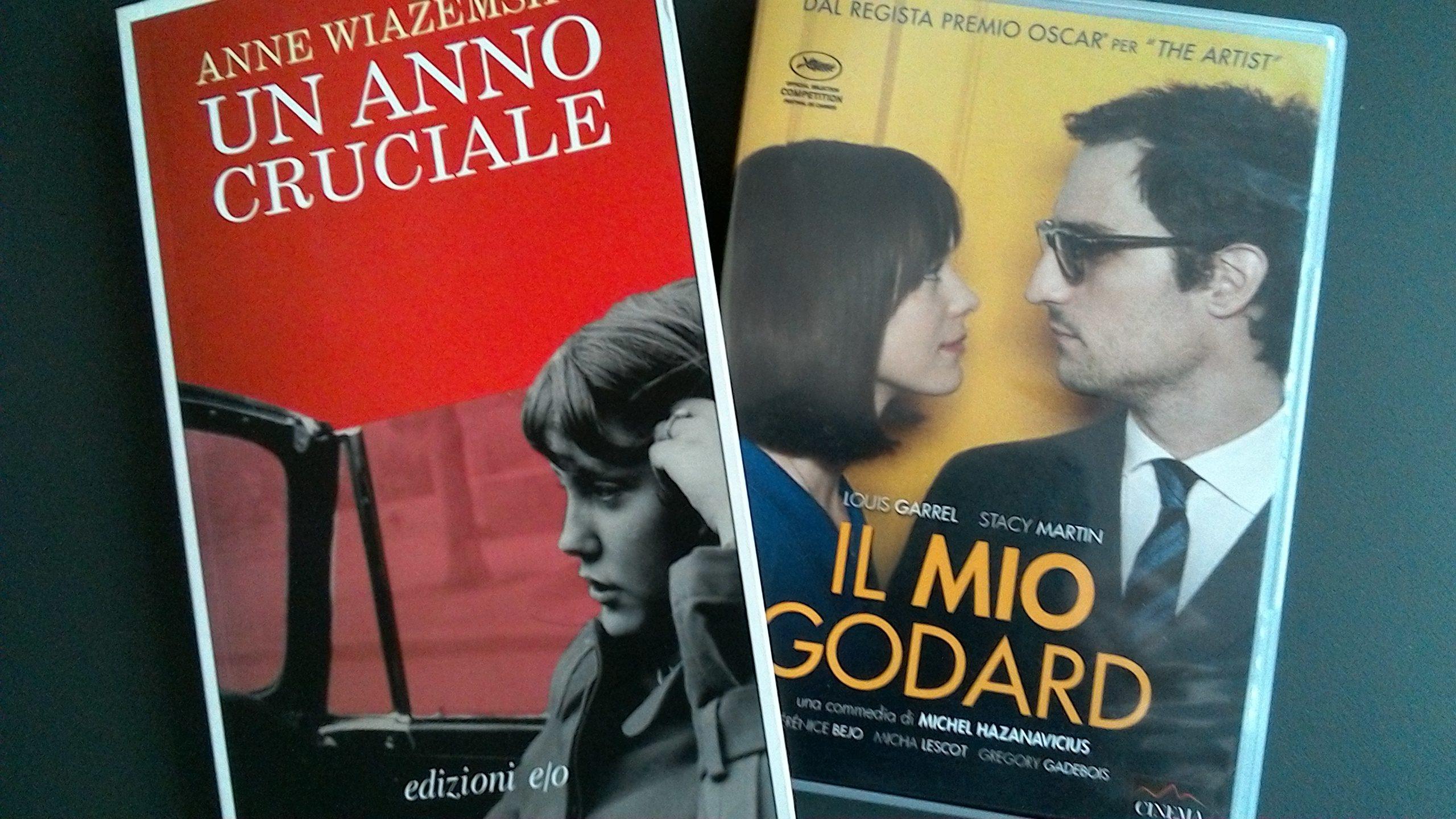 Un libro, un film: Un anno cruciale-Il mio Godard sabato 6 ottobre