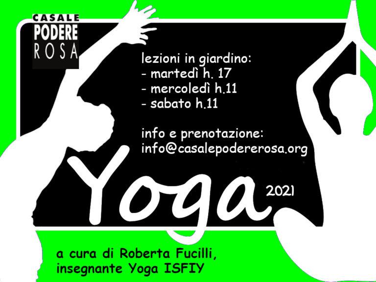 [Lezioni di Yoga primavera 2021]